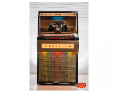 JUKE-BOX VINYLE ROCKET
